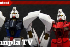Gunpla TV – Episode 68 – MG Duel Gundam Assault Shroud – More Falcon – Pla Plate Tutorial!