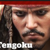 Toy Tengoku – Episode 12 – Jack Sparrow vs Black Rock Shooter Beast
