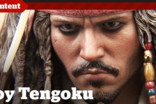 Toy Tengoku – Episode 12 – Jack Sparrow vs Black Rock Shooter Beast