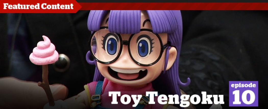 Toy Tengoku – Episode 10 – Arale-chan & G.E.M. Lelouch!