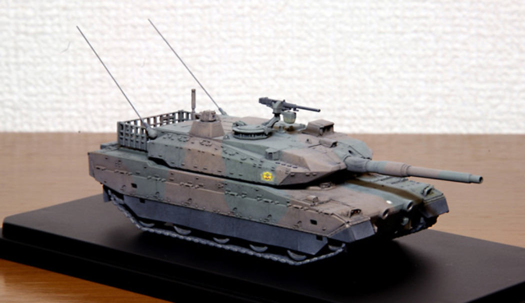 Boss Builds – Episode 13 – Finished Type 10 MBT & Weathering