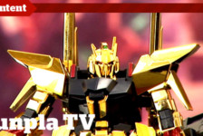 Gunpla TV – Episode 72 – Luke is Leaving – Mega Size Ages – Gold HG Delta!