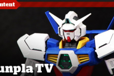Gunpla TV – Episode 71 – Priming a Falcon – Delta Gundam- MG Age-1 Build Pt. 2