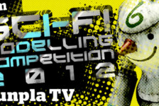 Gunpla TV – Episode 74 – 2012 Sci Fi Modeling Competition Winners!