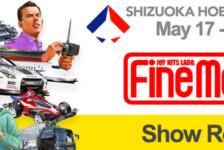 Shizuoka Hobby Show 2012: Fine Molds