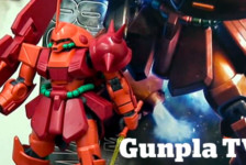 Gunpla TV – Episode 79 – MG RMS-108 Marasai – Ryan's Millennium Falcon is primed!