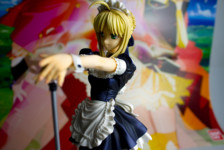 Toy Tengoku – Episode 29 – Alter Saber Maid Ver. R – Figma Sun Red