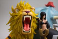Toy Tengoku – Episode 26 – Chogokin Going Merry – Desktop Real McCoy One Piece