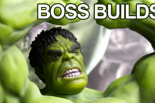 Boss Builds – Episode 15 – Dragon Avengers Hulk Painted and Prepainted Kit Preview