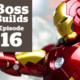 Boss Builds – Episode 16 – Dragon Avengers Iron Man Painted and Unpainted Kit Preview
