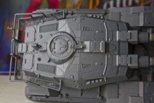 Gunpla TV – Episode 91 – Aventador Build – Spray Painting the M61A5 Gundam Tank – Gundam AXE!