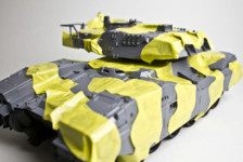 Gunpla TV – Episode 94 – MG Aegis Review –  Main Battle Tank Camo –  More Aventador!