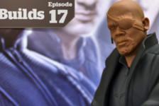 Boss Builds – Episode 17 – Dragons 1/9 Super Hero Series – Nick Fury, Batman, and Bane
