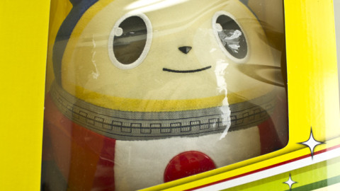 MegaHouse-Stuffed-Collection-Kuma-from-Persona4