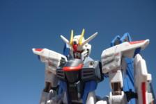 1/144 RG ZGMF-X10A Freedom Gundam Gallery – User Build