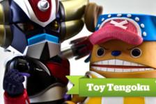 Toy Tengoku – Episode 37 – POP Chopper Kung-Fu Point – Metalboy Gokin Grendizer
