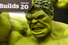 Boss Builds – Episode 20 – 1/9 Avengers: Hulk – Base Coating