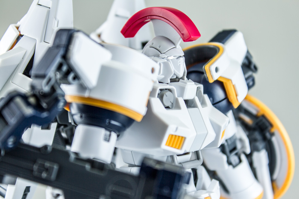 Gunpla Tv Episode 103 Mg Tallgeese Review More Iron