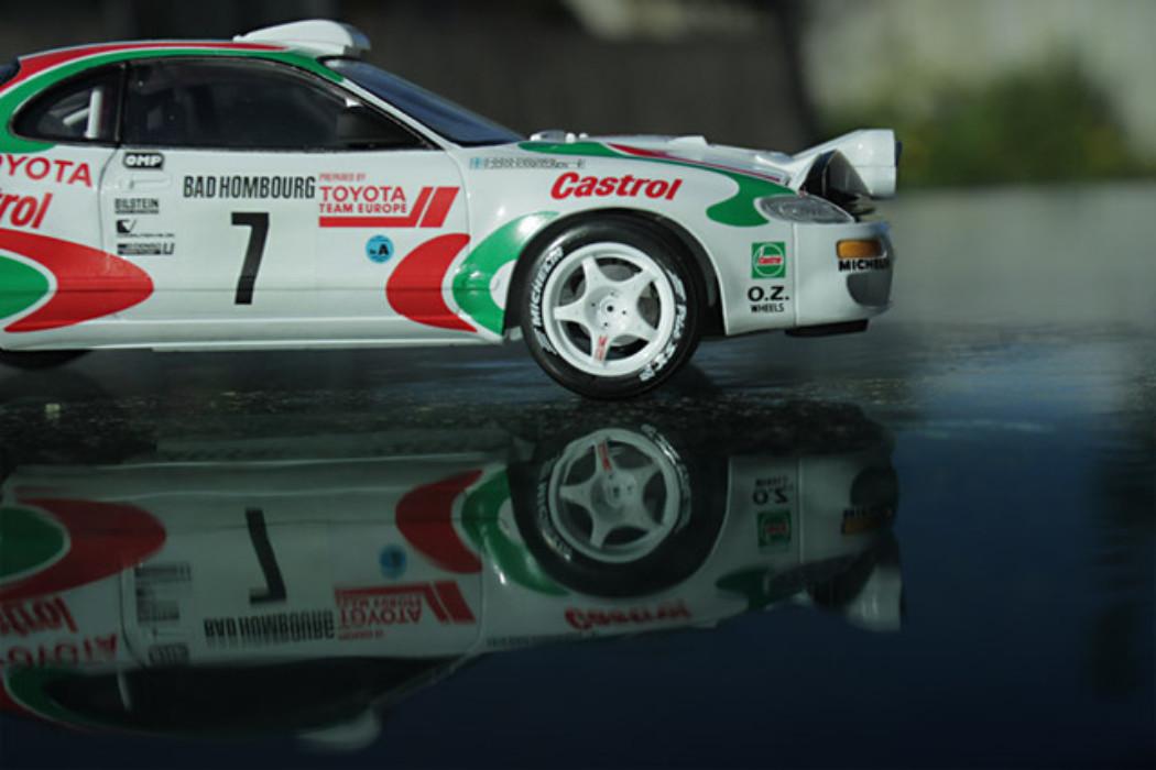 Tamiya 1/24 Toyota Celica GT-Four – '93 Monte Carlo
