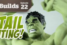 Boss Builds – Episode 22 – Paint Detailing the Hulk