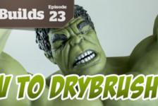 Boss Builds – Episode 23 – How To Drybrush The Hulk