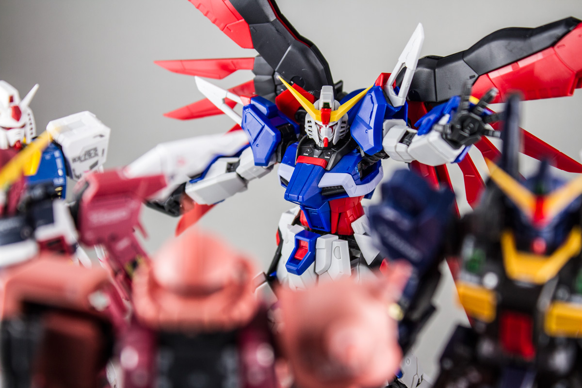 destiny gundam rg - photo #24
