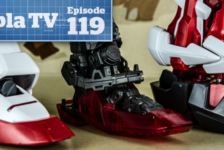 Gunpla TV – Episode 119 – AGE-2 Double Bullet – More PG!