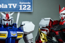 Gunpla TV – Episode 122 – More PG! Perfect Grade RX-78 Gundam GP01/Fb And Gundam Astray Red Frame