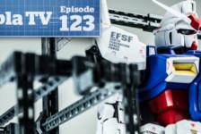 Gunpla TV – Episode 123 – Gundam GP01/Fb – The Rack – Votoms – Which Ma.K?