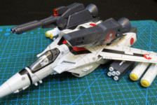1/72 VF-1A/S Valkyrie Strike Parts Set review