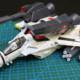 1/72 VF-1A/S Valkyrie Strike Parts Set review