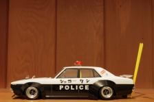 Aoshima 1/24 Kenmeri 'Shakotan police' – Liberty Walk