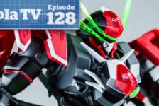 Gunpla TV – Episode 128 – Valvrave – Latest Gundam News From Chara Hobby 2013!