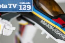 Gunpla TV – Episode 129 – Gundam Kitbash – Nutcracker Painting – 30th Anniversary Valkyrie!