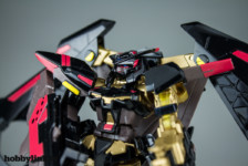 Gunpla TV – Episode 131 – HG Gundam Astray Gold Frame – Ma.K Nutcracker