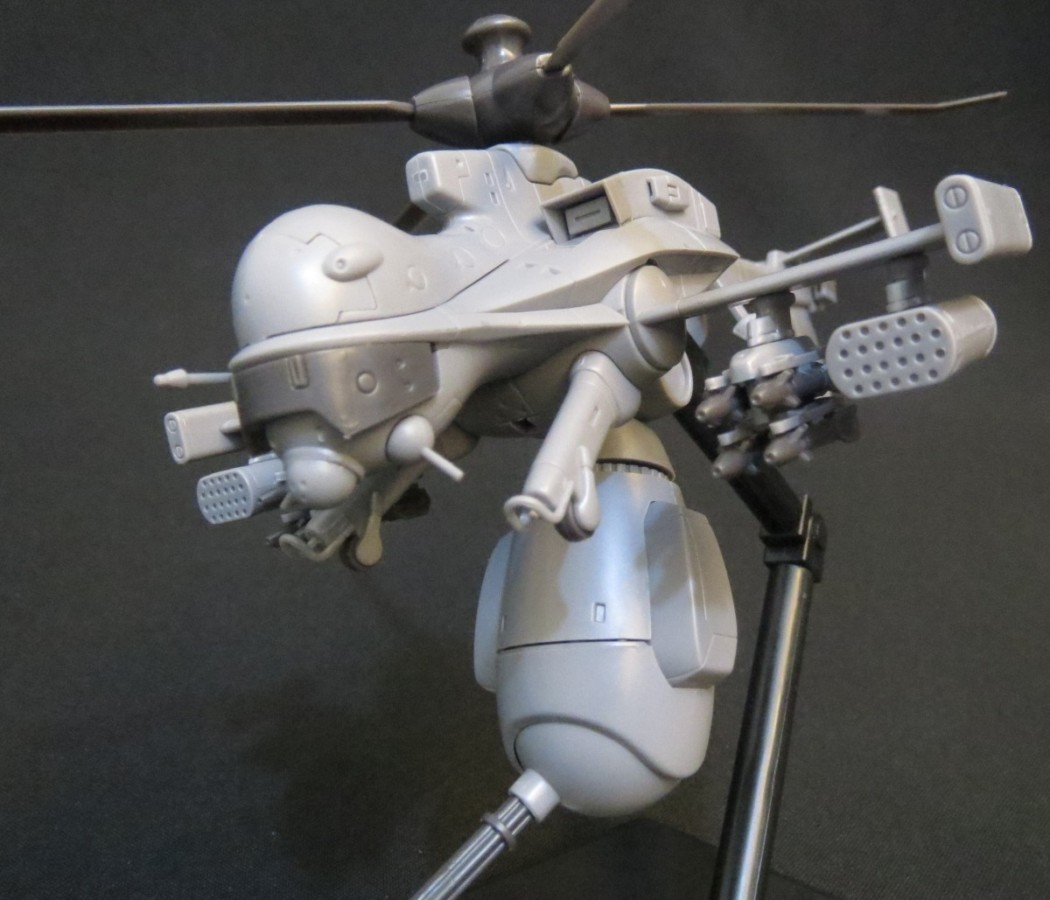 1/72 Jigabachi AV Repackage by Kotobukiya (Part 2: Review)