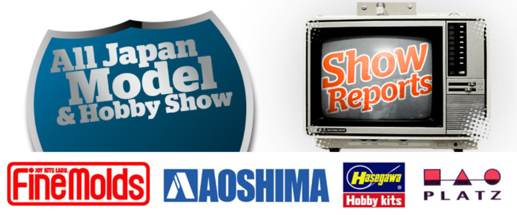 All Japan Model & Hobby Show Reports 2013 – Part 2