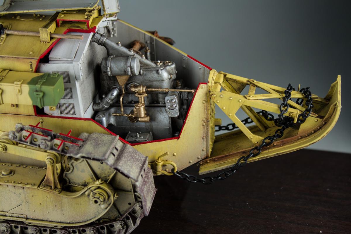 boss builds episode 27 1 16 renault ft tank amusing hobby object 279. Black Bedroom Furniture Sets. Home Design Ideas