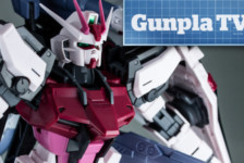 Gunpla TV – Episode 132 – MG Strike Rouge Ootori – Gundam Build Fighters – Big Scale Gundam
