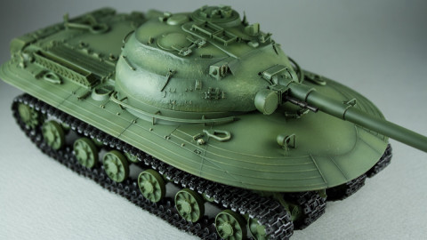 Soviet Heavy Tank Object 279 by Amusing Hobby-3