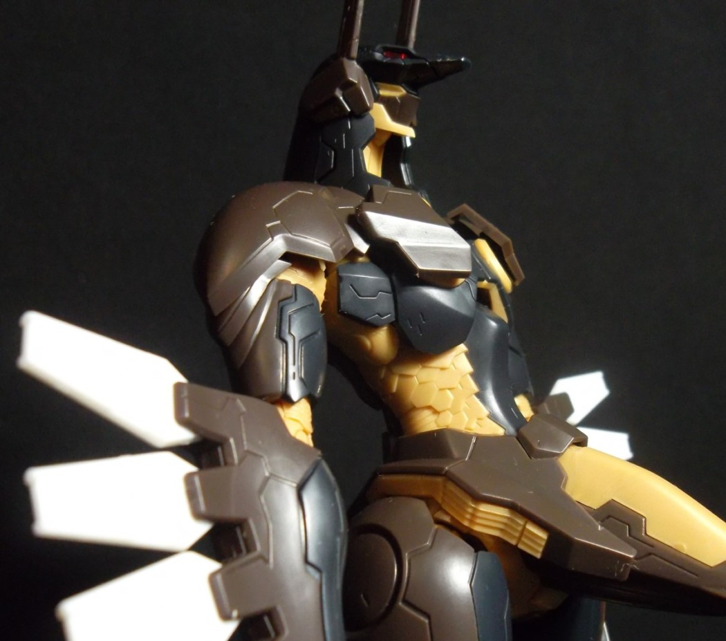Non-scale Anubis by Kotobukiya (Part 2: Review)
