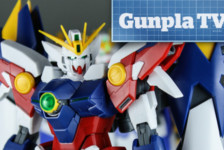 Gunpla TV – Episode 135 – MG Wing Proto Zero Review – RG Strike Freedom Gundam