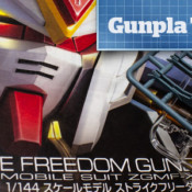 Gunpla TV – Special Edition – 1/144 RG ZGMF-X20A Strike Freedom Gundam