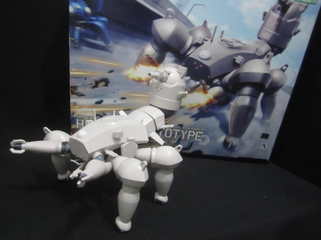 1/35 Kenbishi Heavy Industries HAW206 Prototype by Kotobukiya (Part 2: Review)
