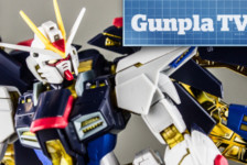Gunpla TV – Episode 137 – RG Strike Freedom! MG Nu Gundam Ver Ka. Titanium Finish!