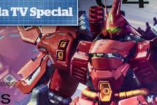 Gunpla TV – Special Edition – 1/100 MG MSN-04 Sazabi Ver. Ka Unboxing!