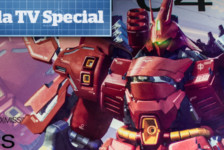 Gunpla TV – Special Edition – 1/100 MG MSN-04 Sazabi Ver. Ka Unboxing!