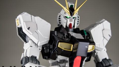 MG Nu Gundam Ver. Ka Titanium Finish Ver-1