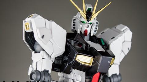 MG Nu Gundam Ver. Ka Titanium Finish Ver-2