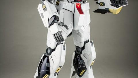MG Nu Gundam Ver. Ka Titanium Finish Ver-3
